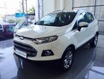 Cần bán Ford EcoSport Titanium đời 2016, màu trắng, giá chỉ 615 triệu