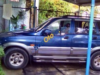 Cần bán gấp Ssangyong Musso đời 1999, nhập khẩu nguyên chiếc, giá 165tr
