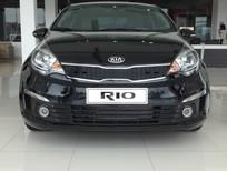 Bán Kia Rio AT đời 2015, màu đen, nhập khẩu chính hãng, giá cực sốc