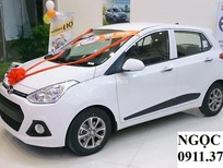 Bán xe Hyundai i10 mới 2016, màu trắng, nhập khẩu chính hãng giá cạnh tranh