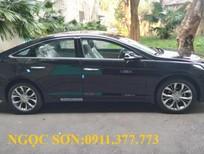 Bán xe Hyundai Sonata đời 2016, màu đen, xe nhập