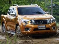 Bán Nissan Navara đời 2014, màu nâu vàng, xe nhập, giá 645Tr