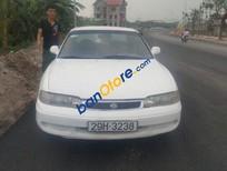 Cần bán gấp Mazda 626 đời 1996, màu trắng