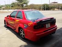 Bán Nissan Sentra Sport  1.6 MT đời 1991, màu đỏ