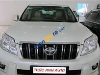 Cần bán xe Toyota Prado TXL sản xuất 2010, màu trắng, giá ưu đãi
