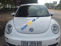 Cần bán lại xe Volkswagen Beetle AT năm 2009, màu trắng, giá tốt
