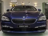 Bán xe BMW 6 Series 640i đời 2016, màu xanh, nhập khẩu chính hãng