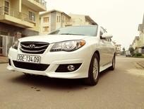Cần bán xe Hyundai Avante 1.6MT đời 2014, màu trắng