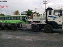 Bán xe Hyundai HD360 chassis, xe tải 5 chân, xe đóng bồn, đóng cẩu