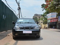 Bán ô tô Daewoo Lacetti đời 2005, màu đen