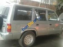 Cần bán lại xe Ssangyong Musso đời 1990, màu bạc, nhập khẩu chính hãng