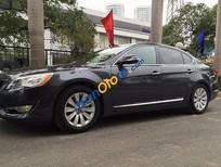 Bán ô tô Kia Cadenza đời 2010, màu đen, xe nhập chính chủ, giá tốt