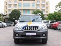 Chợ Ô Tô Sài Gòn bán lại xe Hyundai Terracan 3.5MT 2004, nhập khẩu ít sử dụng