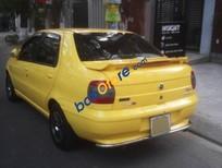 Cần bán Fiat Siena 1.3 ELX đời 2001, màu vàng, giá tốt