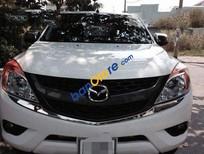 Cần bán xe Mazda BT 50 MT đời 2012, màu trắng, giá ưu đãi