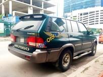 Chính chủ bán lại xe Ssangyong Musso đời 2003, nhập khẩu nguyên chiếc
