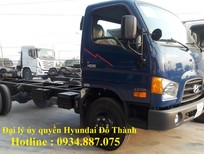 Xe tải hyundai 6.5 tấn hd99 nâng tải, xe tải hyundai HD99 6.5 tấn thùng mui bạt
