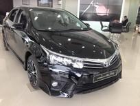 Bán Toyota Corolla altis 2.0V 2016 màu đen giá còn 893 triệu. Có trả góp, có tặng phụ kiện chính hãng. LH Huy 0978329189