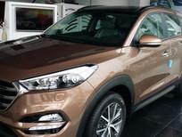 Hyundai Tucson 2016, xe mới 100%, giao ngay - Ngân hàng hỗ trợ 80% giá trị xe. Liên hệ 0907.219.539
