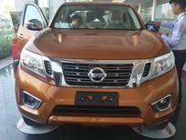 Cần bán xe Nissan Navara EL năm 2016, màu nâu, xe nhập