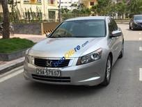 Cần bán Honda Accord 2.4 sản xuất 2008, màu bạc, nhập khẩu chính hãng giá cạnh tranh