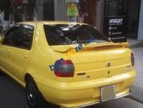 Gia đình cần bán xe Fiat Siena 2001, xe có màu vàng