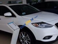 Cần bán Mazda CX 9 3.7 đời 2016, màu trắng