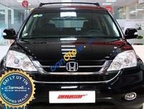 Bán Honda CR V 2.0 AT đời 2010, màu đen số tự động, giá 774tr