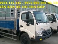 Giá xe tải Hino Dutro 4.5 tấn/ Mua trả góp xe tải Hino 4 tấn 5 hino 4T5 nhập khẩu nguyên chiếc