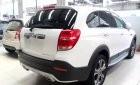Bán ô tô Chevrolet Captiva 2.4 LTZ 2016, màu trắng, giá tốt