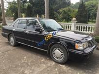 Cần bán lại xe Toyota Crown sản xuất 1994, màu đen, nhập khẩu chính chủ