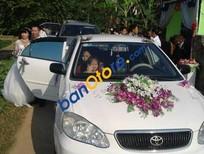 Bán ô tô Toyota Corolla 1.3 đời 2003, màu trắng, 250tr