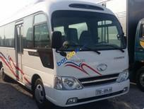 Xe County mới, xe khách 29 chỗ, xe Bus 29 chỗ, HB73 29 chỗ, xe Trường Hải 29 chỗ