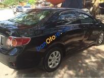 Cần bán xe Toyota Corolla đời 2008, màu đen, nhập khẩu chính hãng