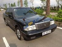 Bán Toyota Crown 2.4MT năm 1992, màu đen, nhập khẩu nguyên chiếc ít sử dụng, 250 triệu