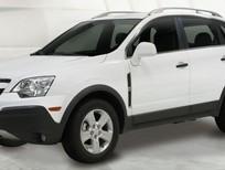 Bán xe Chevrolet Captiva REVV 2016, màu trắng giá cạnh tranh
