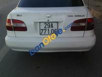 Chính chủ bán lại xe Toyota Corolla 1.6 đời 2008, màu trắng, nhập khẩu nguyên chiếc, giá 236tr
