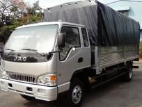 Xe tải JAC 1.49T/ 1 tấn 49 thùng mui bạt