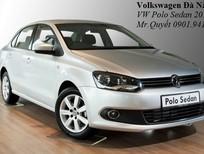 Volkswagen Đà Nẵng bán xe Polo Sedan 1.6L 6AT 2014, nhập khẩu chính hãng, Khuyến mãi lên tới 130 triệu