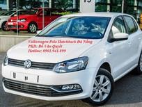 Cần bán Volkswagen Polo Hatchback AT sản xuất 2015, màu trắng, xe nhập, Hỗ trợ 100% thuế trước bạ
