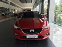 Giá xe Mazda 6 2.0L rẻ nhất tại HCM, Tặng BHVC 1 năm + Nhiều quà tặng khác
