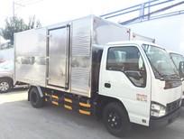 Bán xe Isuzu 2.2t (QKRH) 2016, màu trắng, 405tr