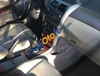 Cần bán gấp Toyota Corolla altis MT đời 2009 số sàn, 530tr