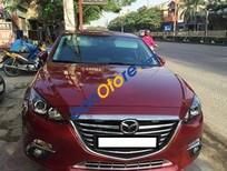 Lượng Auto cần bán Mazda 3 AT 2015, xe có màu đỏ
