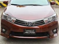 Bán xe Toyota Corolla altis 1.8G AT, giá cực tốt,tặng bảo hiểm vật chất.