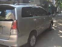 Cần bán lại xe Toyota Innova G 2009, màu bạc, 530 tr. LH: 0903425629