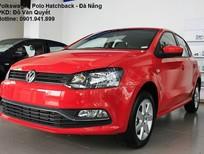 Volkswagen Polo Hatchback 1.6L 6AT 2015, màu đỏ, nhập khẩu chính hãng. LH 0901.941.899 được hỗ trợ ngay 100% trước bạ