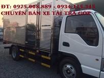 Xe tải JAC 6t4- Bán trả góp xe JAC 6.4 tấn- Mua xe tải jac 6 Tấn 4 trả góp xe mới đóng thùng mới