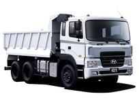 Xe Ben 3 chân HD270 giá ưu đãi hỗ trợ 100%VAT, hồ sơ giao ngay