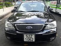 Cần bán Ford Mondeo 2004, màu đen 2.0 đăng ký 2006